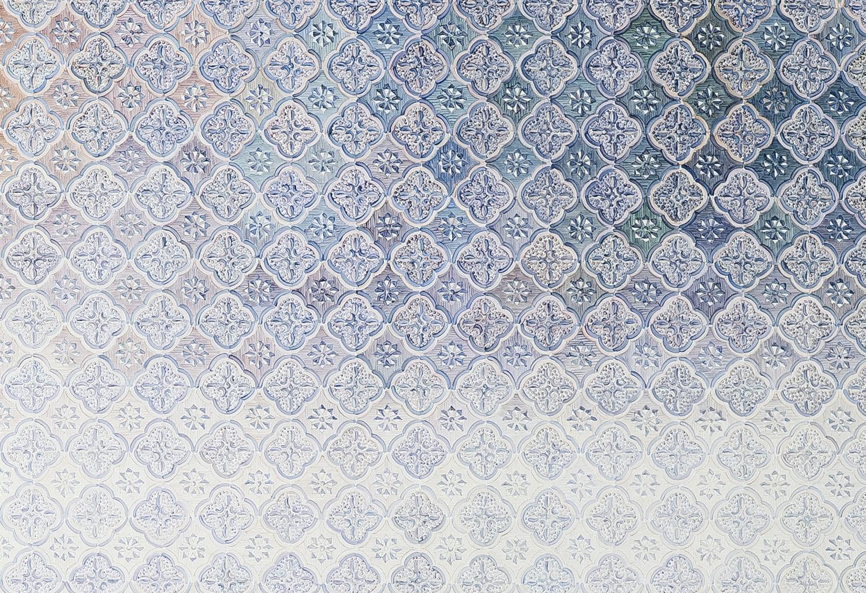 11. 室内 布面坦培拉油画 145x180cm 2014 局部1