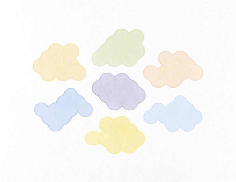 理论云之彩云 ss1,Cloud Theory-Colorful Clouds