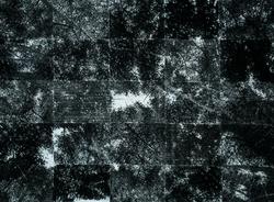卡片6 布面炳烯 200x150cm 2010