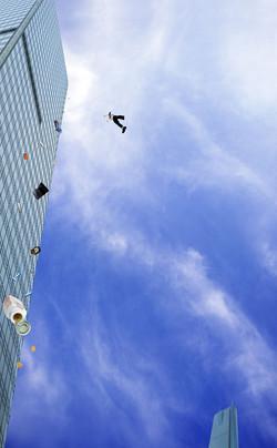 最佳新闻奖3, 王宁德, 摄影, 123 x 160cm, 2004