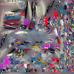 HyperBody: Tracer, Digital painting, Beijing, 2019