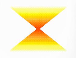 火山吻 S3,Volcano Kiss S3,纸上马克笔,Marker on P