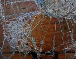 《perfect——残破NO.13》 布面油画 65x80cm 2011