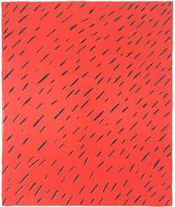 《绘画102—雨》木板丙烯 50x60cm  2018..JPG
