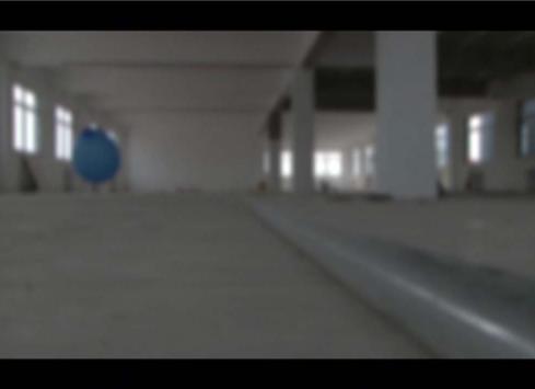 """""""呼吸""""(2009,片长10分30秒,高清,单屏录像装置)2"""