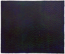 《绘画104》木板丙烯50x60cm
