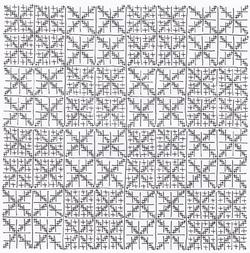 圣塞巴斯蒂安 30 纸上碳素笔 21x28cm 2008