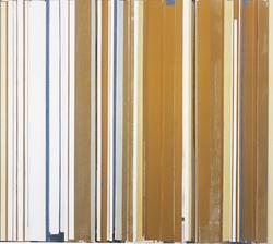 凝视之十二 布上油画丙烯 165cmX180cm 2012