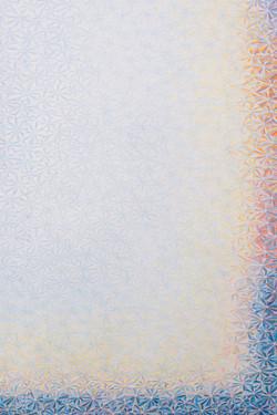 4. 尘201501 布面彩色铅笔 200x280cm 2015 局部3