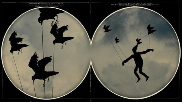 蜘蛛的圆周, 吴俊勇, 录像装置, 2008