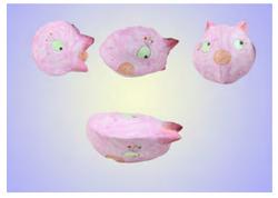 吃果变猪 Eat fruit become pigs