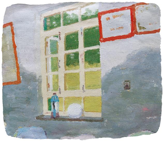 碎片之屋No.2 Fragments of the House No