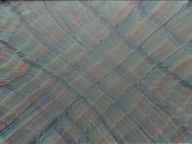 HX-036-2 120x90cm 布上丙烯 2012
