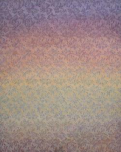 郑江《酉201503》布面丹培拉油画73x91.5cm 2016