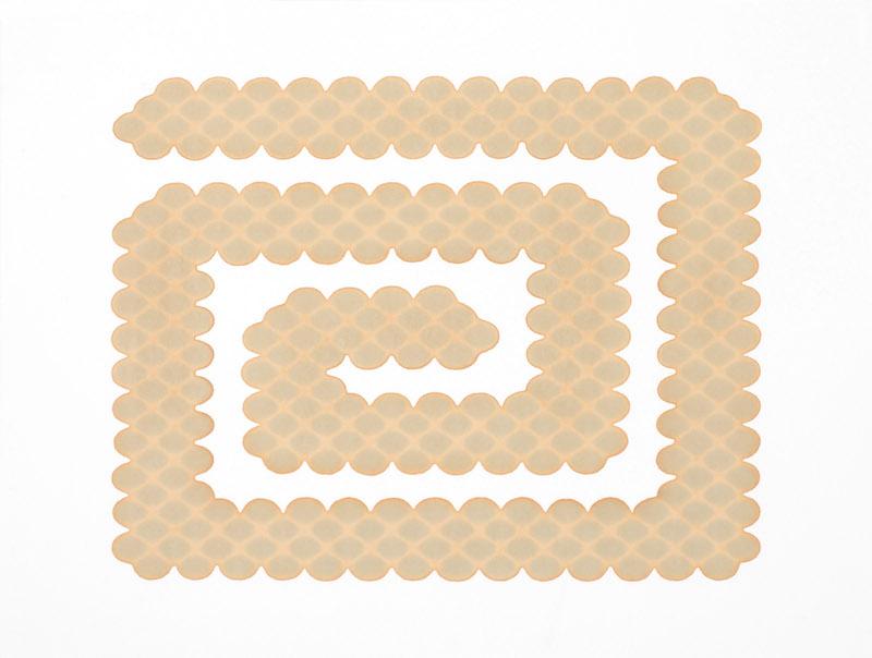 贪吃蛇 e55-xx1,Snake e55-xx1,纸上马克笔,Marker o