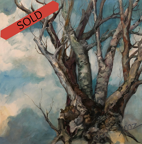 "SOLD - Tree Spirits | Susan ""SOOZ"" Anderson"