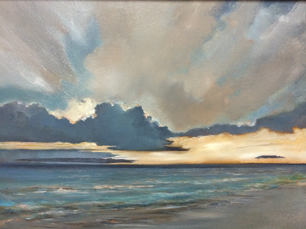 Lanny Brewster Sunset on Sapelo Island 2010.png