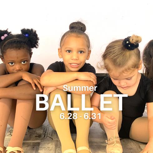 Ballet dance camp