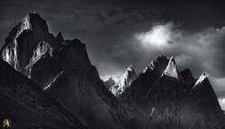 喜马拉雅雪山