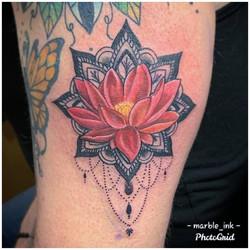 Lotus and Mandala