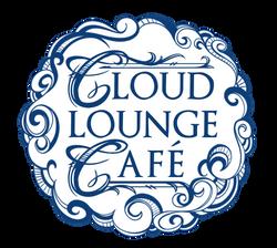 Cloud Lounge Cafe Logo 2