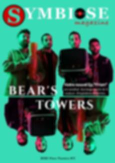 Magazine Symbiose Couverture BEAR'S TOWE