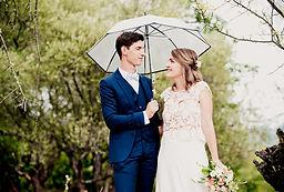 Reportage photo de mariage à Rougiers, Saint Maximin la Sainte Baume et à l'hotel Aquabelle d'Aix-en-Provence, dans le Var et les Bouches-du-Rhône (PACA).  © Brin de Photographie