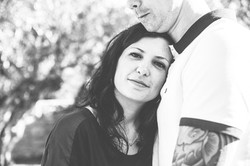 Séance photo de couple à Pertuis