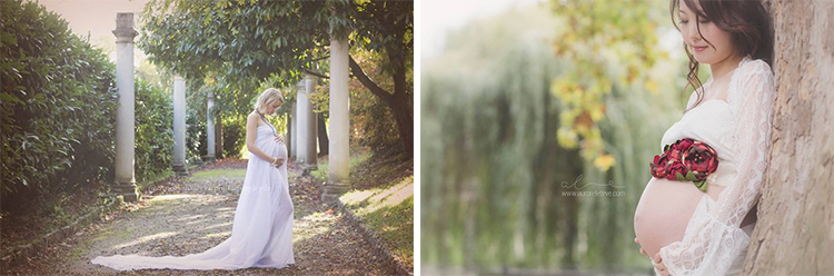 Aurore Létévé Photographe - Séance photo grossesse en extérieur