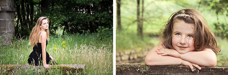 Instants Saisissants - Séance photo de portraits en extérieur