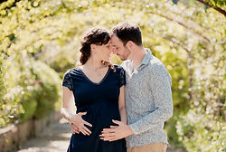 Brin de Photographie - Séance grossesse Marina - Val Joanis