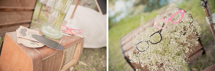 Reportage photo de mariage à Villelaure, dans le Vaucluse (PACA) - Photobooth