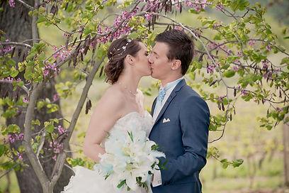 Reportage photo de mariage au château La Coste du Puy-Sainte-Réparade, dans les Bouches-du-Rhônes (PACA).