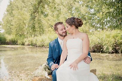 Reportage photo de mariage au Domaine de Grand Lauron, à Cadenet, dans le Vaucluse (PACA).