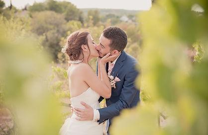 Reportage photo de mariage à Nocea2 à Salon-de-Provence, dans les Bouches-du-Rhônes (PACA).