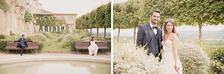 Reportage photo de mariage à Lauris, dans le Vaucluse (PACA)