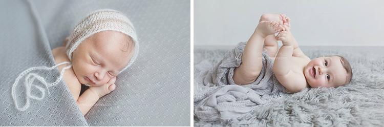 Aurore Létévé Photographe - Séance photo nouveau-né et bébé en studio