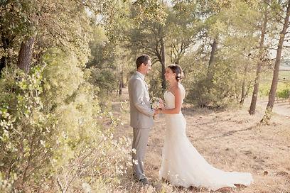 Reportage photo de mariage à Venelles, dans les Bouches-du-Rhônes (PACA).