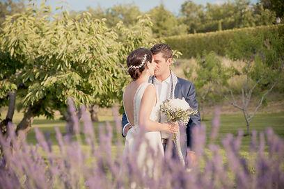 Reportage photo de mariage à Saignon, dans le Vaucluse (PACA)