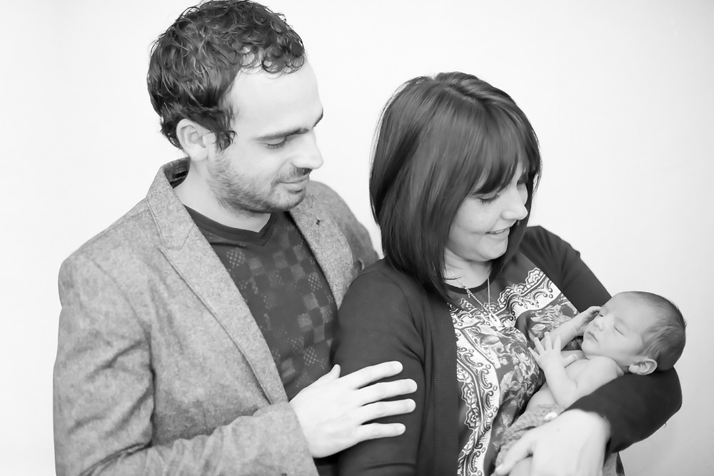 Séance photo nouveau-né à Pertuis, dans le Vaucluse (PACA)