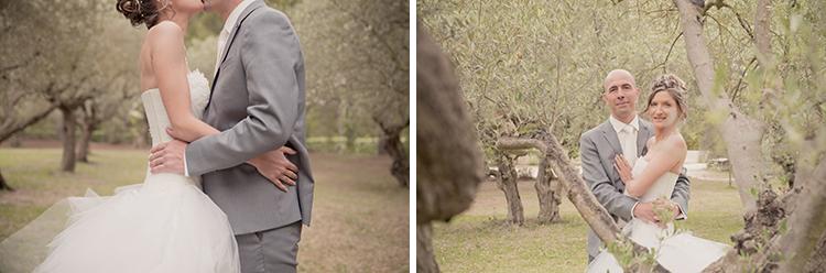 Reportage photo de mariage à Pertuis, dans le Vaucluse (PACA)