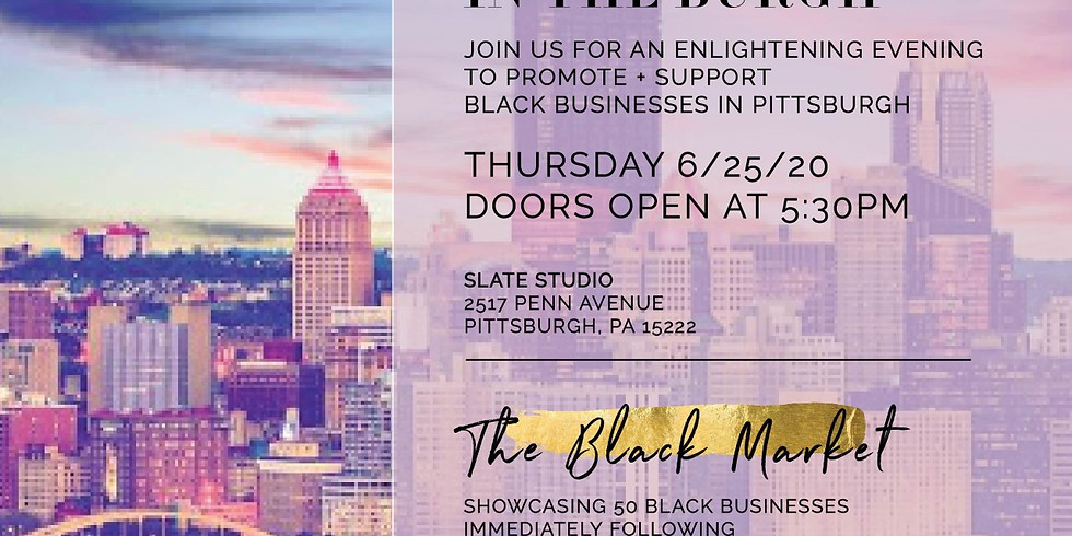 TOWN HALL: STATE OF OPERATING BLACK IN THE BURGH
