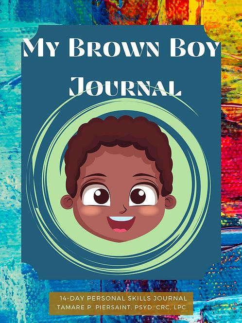 My Brown Boy Journal