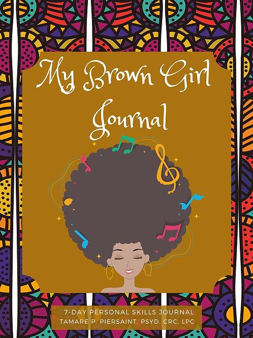14 day (plus bonus) My Brown Girl Journal