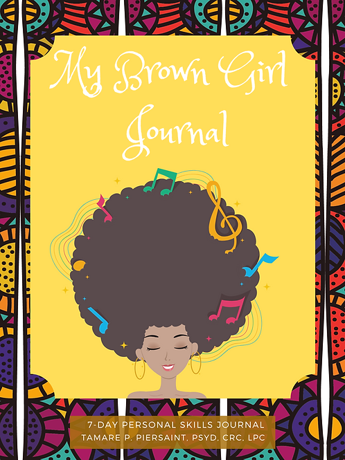 7 Day My Brown Girl Journal EBook