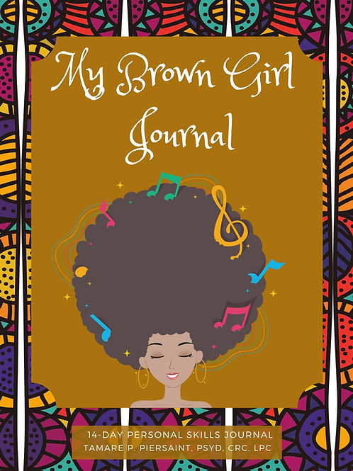 14 day My Brown Girl Journal