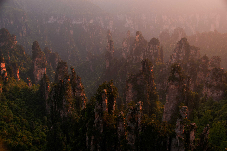 Evening in Avatar