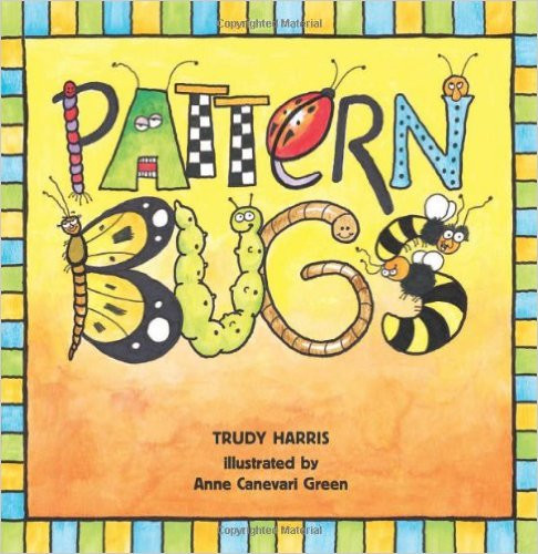 Pattern Bugs used for patterns in number tots toddler group
