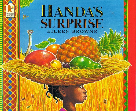 Handa's surprise can be used to teach subtraction at number tots