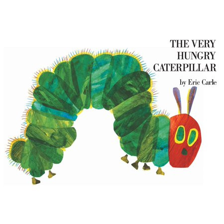 The Hungry Caterpillar good for counting at numbertots